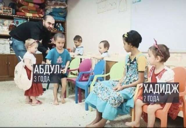 Azerbaijani children rescued from ISIL to return home