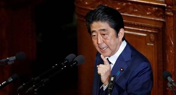 Shinzo Abe promete reforzar la defensa de Japón ante la tensión en Corea