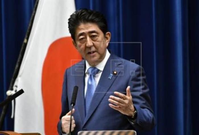 """Abe defiende la polémica ley anti-conspiración y dice que es """"imprescindible"""""""