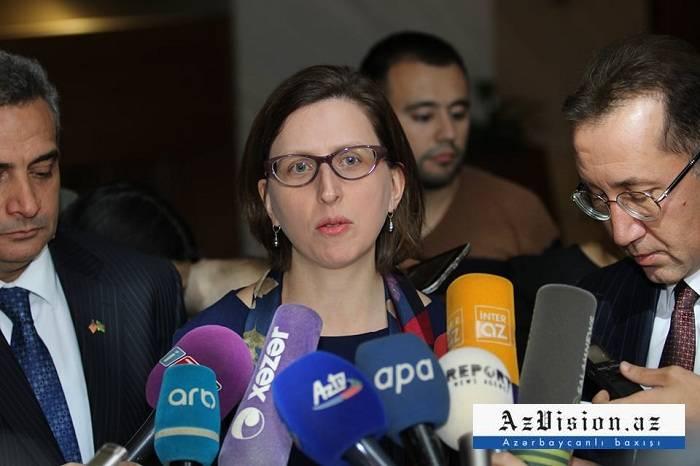 """Pentaqon rəsmisi: """"ABŞ Azərbaycanı vacib tərəfdaş hesab edir"""""""