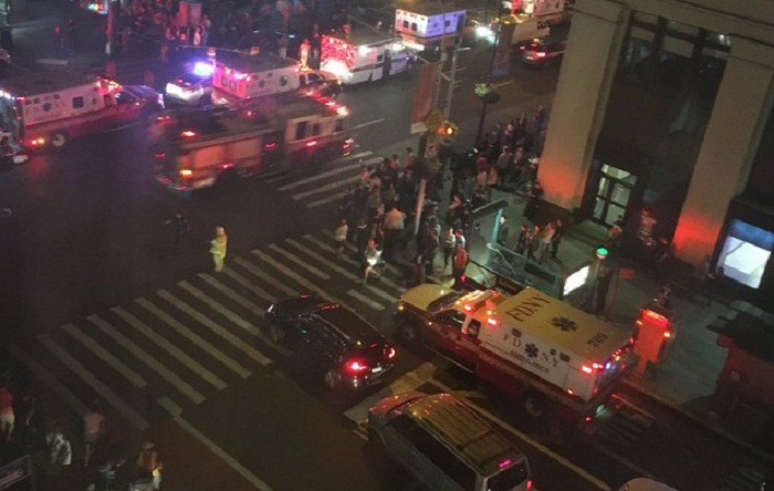 ABŞ-da güclü partlayış: 29 yaralı