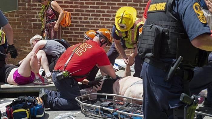 ABŞ-da qarşıdurma: Ölən və xeyli yaralı var