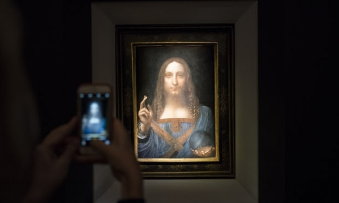 World-record Da Vinci painting to be exhibited at Louvre Abu Dhabi