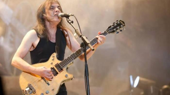 Le groupe de hard rock AC/DC perd son cofondateur, Malcom Young