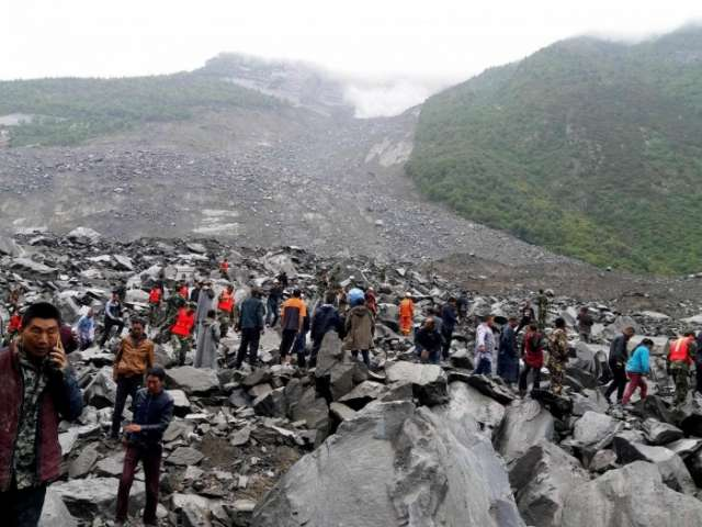 Acid rain in China 'may be causing fatal landslides'