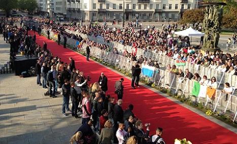 """""""Eurovision-2013""""ün rəsmi açılışı FOTOLARDA"""