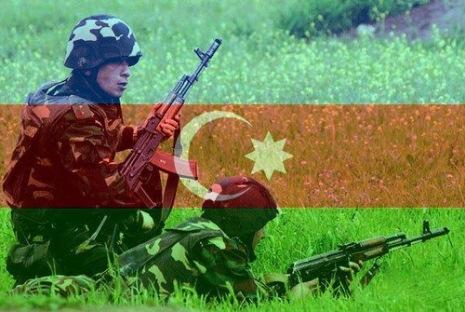 95 years passed since building Azerbaijani Army