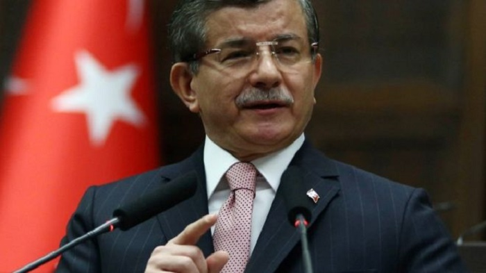Turkish president accepts resignation of PM Davutoglu