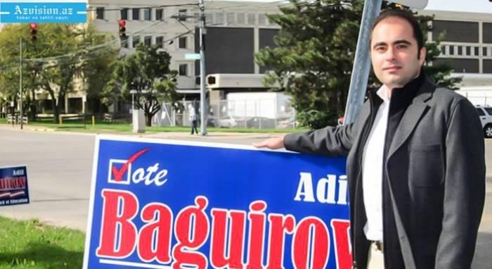 Azərbaycanlı ABŞ-ın ən uğurlu biznesmeni seçildi - FOTOLAR