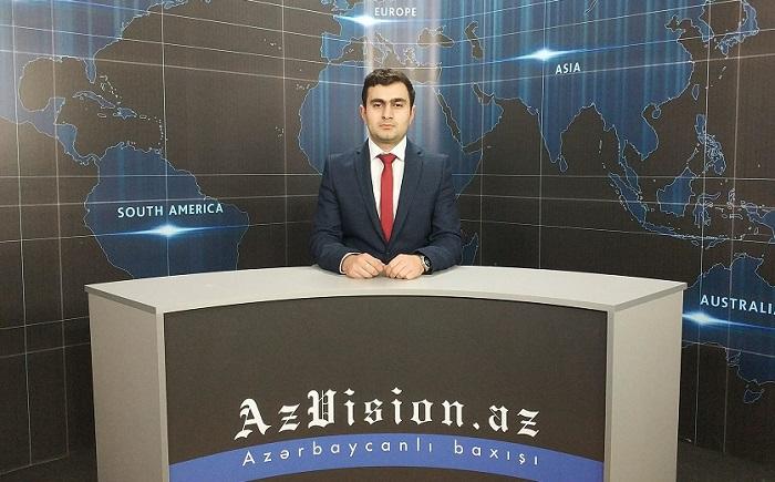 AzVision Nachrichten: Alman dilində günün əsas xəbərləri (27 fevral) - VİDEO