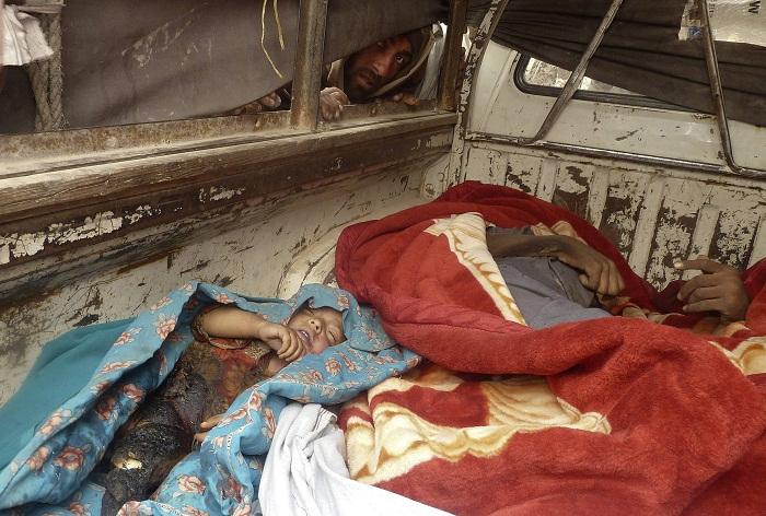 Əfqanıstanda 28 mindən çox insan ölüb