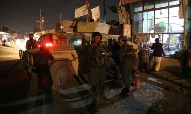 Dozens killed in twin bombings of mosques in Afghanistan