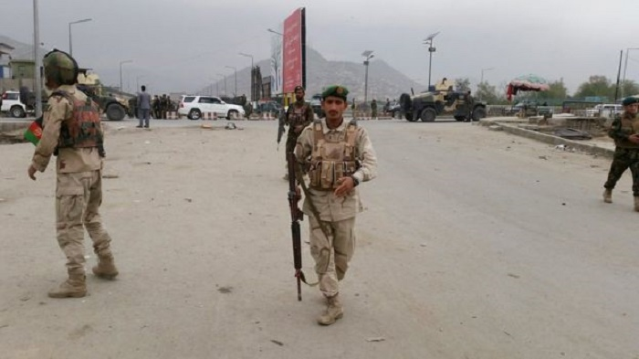 Afghanistan violence: Deadly suicide bomb hits Kabul
