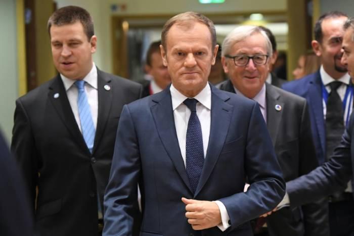 """Jérusalem : la position des dirigeants de l'UE """"inchangée"""" (Tusk)"""