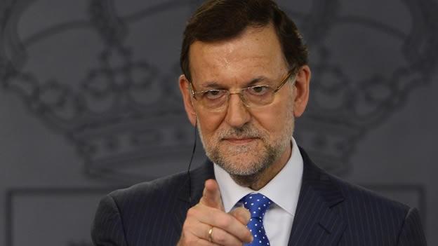 """Podemos acusa a Rajoy de """"suspender la democracia en Cataluña"""""""