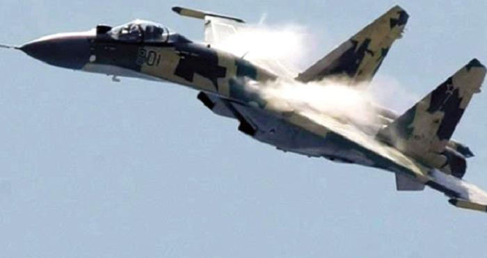Suriyada Rusiyanın hərbi təyyarəsi vuruldu - Yenilənib