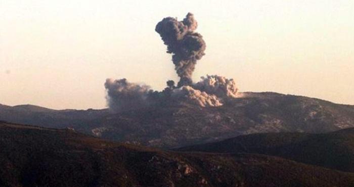 Afrində terrorçuların 153 hədəfi vurulub - Əməliyyat davam edir