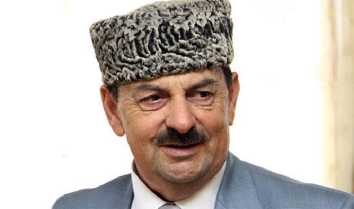 Prezident Ağaxan Abdullayevin vəfatı ilə əlaqədar başsağlığı verib