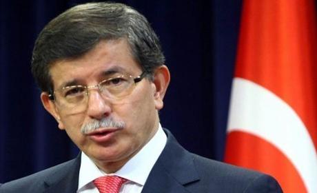 Davudoğlu Suriyaya hərbi müdaxilədən danışdı