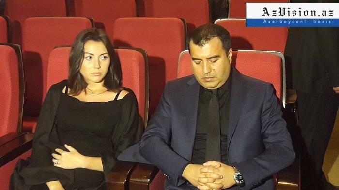 """""""Atama olan sevgini görürəm"""" - Natiq Əliyevin oğlu"""