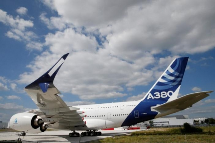 Airbus A380 upgrade waits in the wings at Paris Airshow