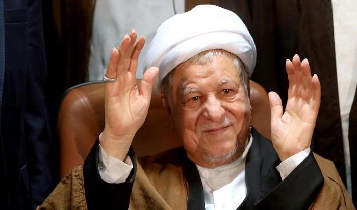 Iran's Rafsanjani dies, sources say