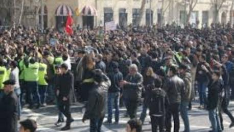 "ANS 2 milyonluq ""Facebook inqilabı""ndan danışdı - Video"