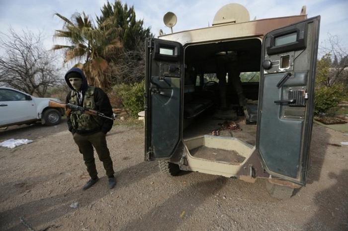 Turkish military says almost taken control of Syria`s al-Bab