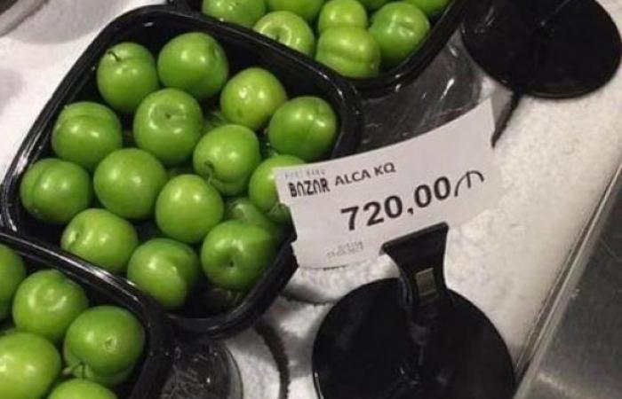 Bakıda alçanın 1 kiloqramı 720 manata satılır – Foto