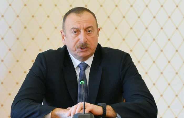 Président azerbaïdjanais: «L'Arménie ne pourra continuer d'occuper des territoires azerbaïdjanais sans soutien étranger»