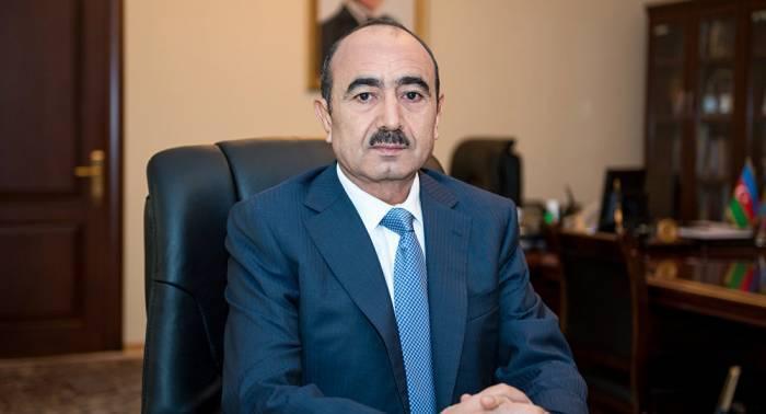 Ali Hassanov considère injuste la résolution du Parlement européen sur l'Azerbaïdjan