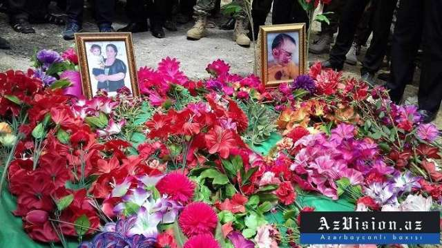Armenian-killed Zahra's tragedy - VIDEO REPORTAGE