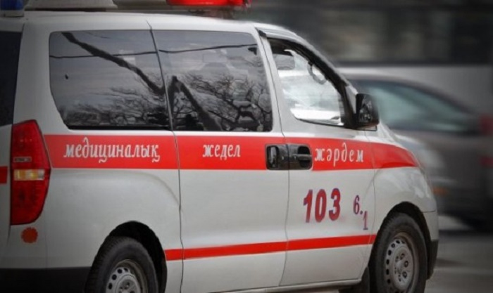 At least 4 soldiers injured as ammunition depot explodes in Kazakhstan