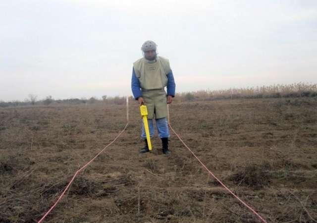 ANAMA disarms 168 UXOs, 5 mines in July