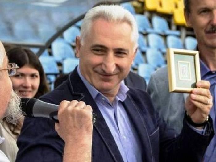 Asesinado el líder de la diáspora armenia en Ucrania