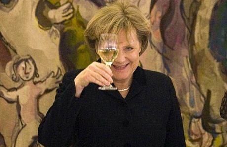 Merkel alman deyilmiş