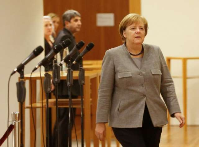 German coalition talks collapse after deadlock on migration and energy