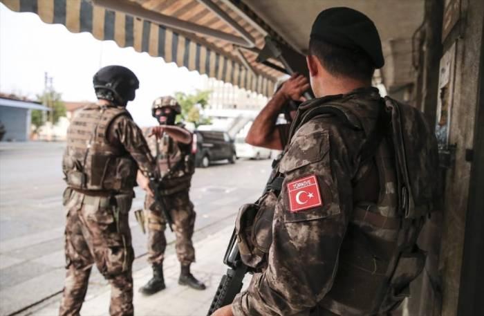 Türkiyədə 10 gündə 283 İŞİD-çi tutulub - (VİDEO)
