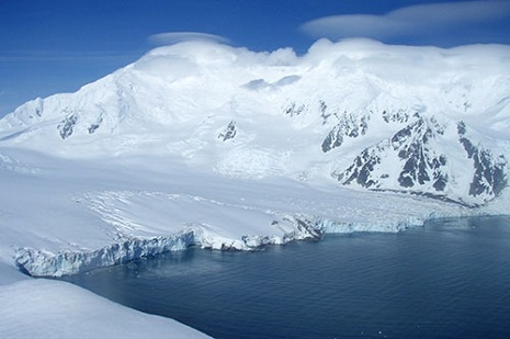 Scientists have discovered vast systems of flowing water in Antarctica