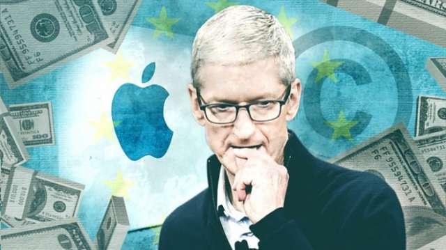 Paradise Papers: Apple's secret tax bolthole revealed