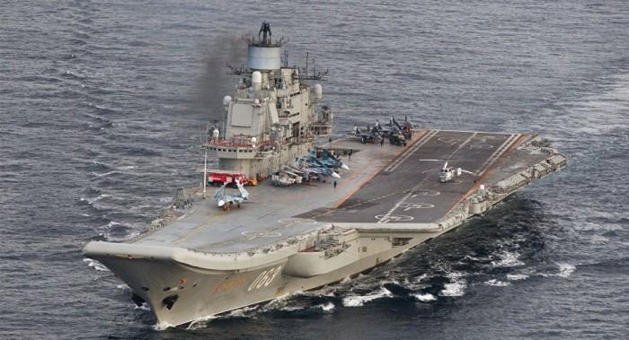La Armada rusa incorporará misiles hipersónicos en 2018