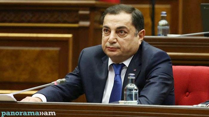 """""""Sarkisyanın baş nazir olmasını istəyirik"""" – Erməni deputat"""
