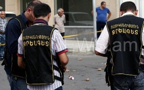 Ermənistanda kriminal avtoritet güllələndi