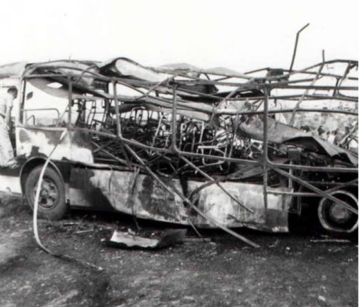 Tragödie vom 10. August - 27 Jahre vergehen seit dem armenischen Terrorismus