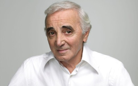 Şarl Aznavur Yerevana gəlib