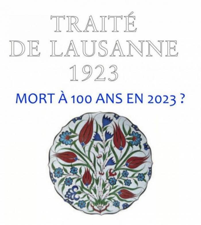 Der Vertrag von Lausanne