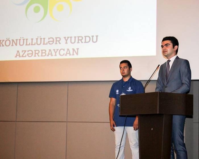 """""""Könüllülər Yurdu - Azərbaycan"""" layihəsi davam edir"""