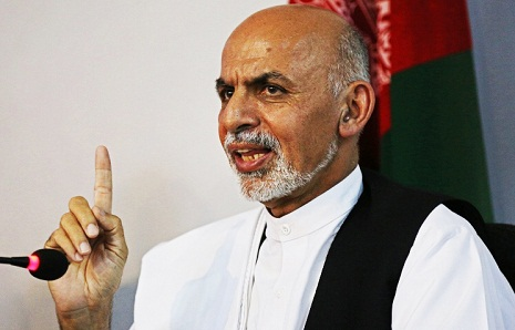 Afghan president condemns Kabul wedding blast