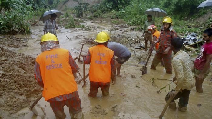 Inde: au moins 6 morts après un glissement de terrain