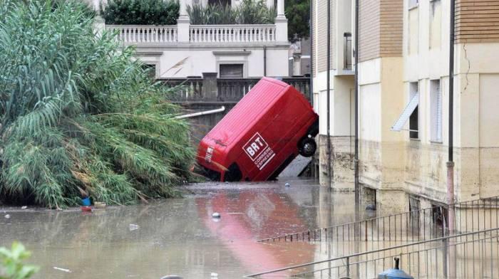 Italie: Des inondations font 8 morts